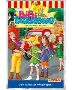 Bibi Blocksberg: Der Hexenbesen-Dieb (Folge 111)