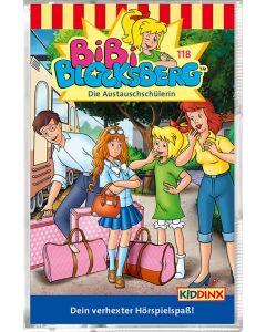 Bibi Blocksberg: Die Austauschschülerin (Folge 118/mc)