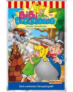 Bibi Blocksberg: und der Feuerdrache (Folge 119/mc)