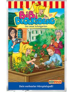 Bibi Blocksberg: Der neue Schulgarten (Folge 121/mc)
