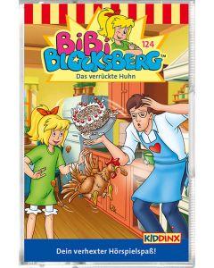 Bibi Blocksberg: Das verrückte Huhn (Folge 124/mc)