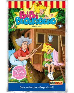 Bibi Blocksberg: Bibi zieht aus (Folge 127/mc)