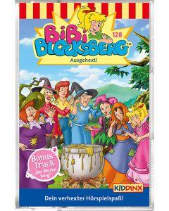 Bibi Blocksberg: Ausgehext! (Folge 128/mc)