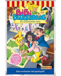 Bibi Blocksberg: Ein sensationelles Team (Folge 129/mc)
