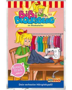 Bibi Blocksberg: Im Modeatelier (Folge 133/mc)