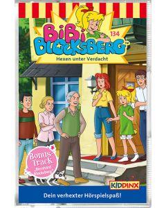 Bibi Blocksberg: Hexen unter Verdacht (Folge 134/mc)
