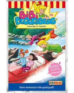 Bibi Blocksberg: Freunde in Gefahr (Folge 135/mc)