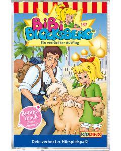 Bibi Blocksberg: Ein verrückter Ausflug (Folge 137/mc)