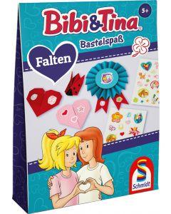 Bibi & Tina: Bastelspaß - Falten