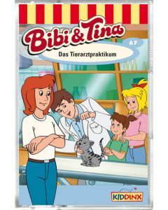 Bibi & Tina: Das Tierarztpraktikum (Folge 67/mc)