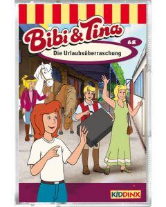 Bibi & Tina: Die Urlaubsüberraschung (Folge 68/mc)