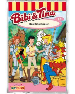 Bibi & Tina: Das Ritterturnier (Folge 70/mc)