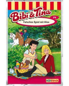 Bibi & Tina: Falsches Spiel mit Alex (Folge 71/mc)