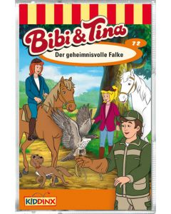 Bibi & Tina: Der geheimnisvolle Falke (Folge 72/mc)