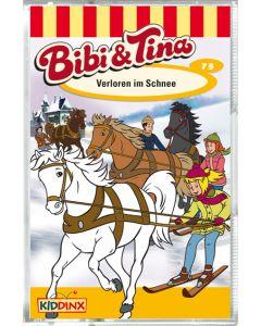 Bibi & Tina: Verloren im Schnee (Folge 73/mc)