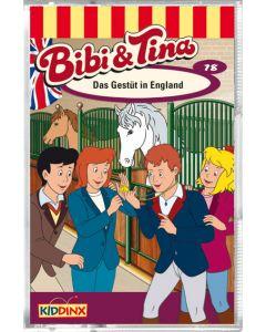 Bibi & Tina: Das Gestüt in England (Folge 78/mc)