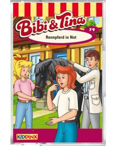 Bibi & Tina: Rennpferd in Not (Folge 79/mc)