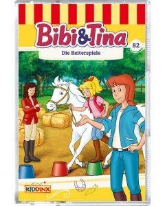 Bibi & Tina: Die Reiterspiele (Folge 82/mc)