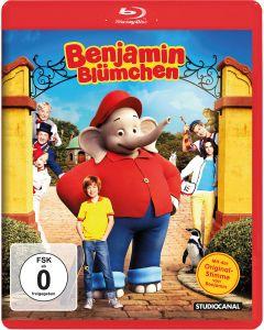 Benjamin Blümchen: Der Kinofilm BluRay