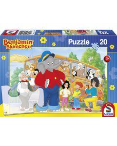Benjamin Blümchen: Zooausflug - 20 Teile