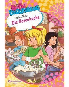 Bibi Blocksberg: Die Hexenküche (Buch zum Hörspiel)