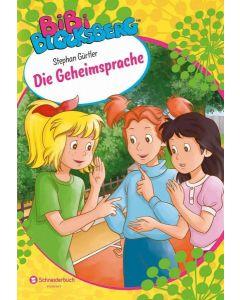 Bibi Blocksberg: Die Geheimsprache (Buch zum Hörspiel)