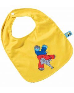 Benjamin Blümchen: Lätzchen Baby (gelb)