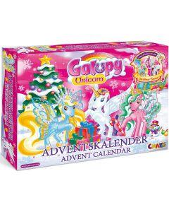 Galupy: Adventskalender Unicorn