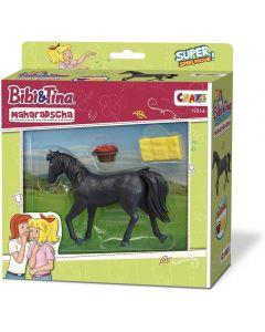 Bibi & Tina: Spielfigur Pferd Maharadscha einzeln