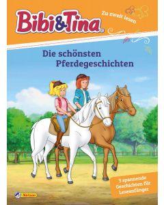 Bibi & Tina: Die schönsten Pferdegeschichten - Zu zweit Lesen