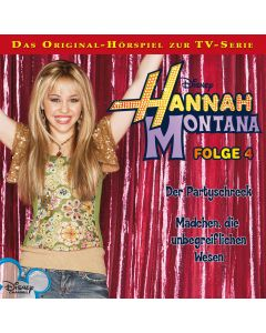 Disney Hannah Montana: Folge 4