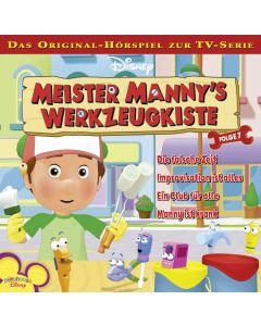 Disney Meister Manny's Werkzeugkiste: Folge 7