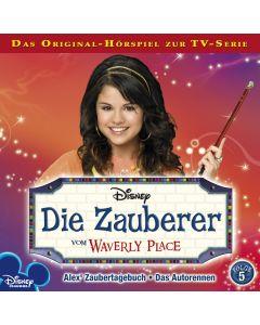 Disney Die Zauberer vom Waverly Place: Folge 5
