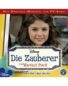 Disney: Die Zauberer vom Waverly Place: Folge 8