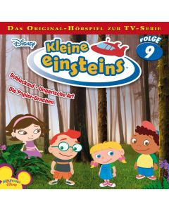 Disney Kleine Einsteins Schluckauf – Ungarische Art / Die Papier-Drachen (Folge 9)