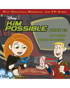 Disney Kim Possible Der Ron-Faktor / Ausflug in die Geschichte (Folge 12)