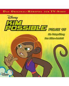 Disney Kim Possible Die Fahrprüfung / Das Affen-Amulett (Folge 15)