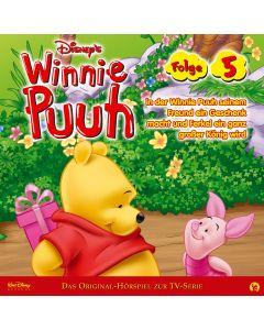 Disney Winnie Puuh Winnie Puuh macht seinem Freund ein Geschenk/ Ferkel wird ein ganz großer König (Folge 5)