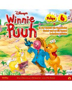 Disney Winnie Puuh Rabbit findet ein Vogelbaby und möchte es für immer behalten (Folge 6)