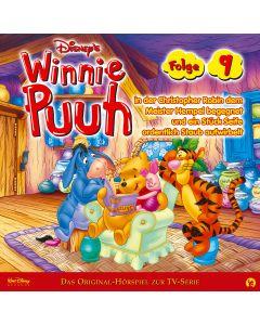 Disney Winnie Puuh Christopher Robin begegnet Meister Hempel/ Ein Stück Seife wirbelt ordentlich Staub auf (Folge 9)