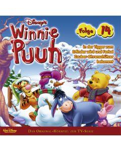Disney Winnie Puuh Tigger wird zum Erfinder/ Ferkel bekommt Zauber-Ohrenschützer (Folge 14)
