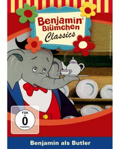 Benjamin Blümchen: als Butler