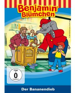 Benjamin Blümchen: Der Bananendieb