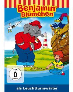 Benjamin Blümchen: als Leuchtturmwärter