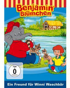 Benjamin Blümchen: Ein Freund für Winni Waschbär