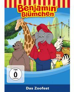 Benjamin Blümchen: Das Zoofest