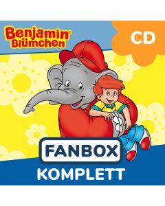 Benjamin Blümchen: 148er CD-Komplett-Box (Folge 1 - 148)