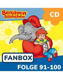 Benjamin Blümchen: 10er CD-Box 10 (Folge 91 - 100)