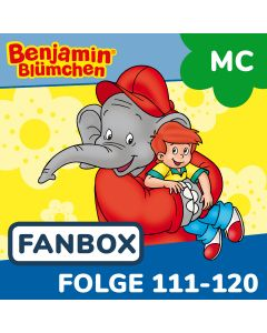 Benjamin Blümchen: 10er MC-Box 12 (Folge 111 - 120)