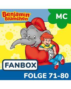 Benjamin Blümchen: 10er MC-Box 8 (Folge 71 - 80)